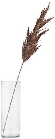 COCO maison Pampas grass spray H115cm - bruin  Kunstbloem