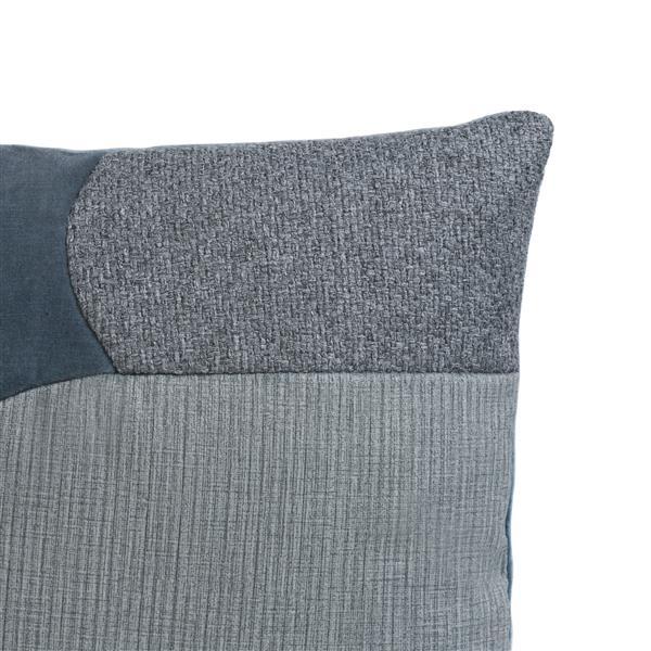 COCO maison Scarlett kussen 30x50cm - blauw  Sierkussen