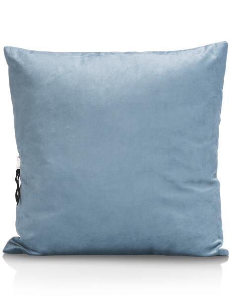 COCO maison Sofia kussen 45x45cm - blauw  Sierkussen
