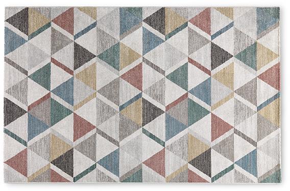 Feelings Cone vloerkleed 160x230 6161 Vloerkleed