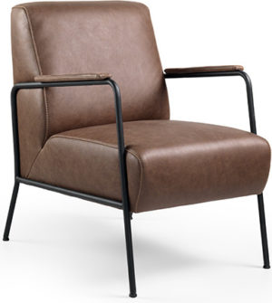 Feelings Lusaka fauteuil brown Bank