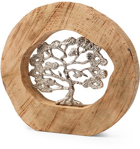 Feelings Tree of life ecru Woonaccessoire