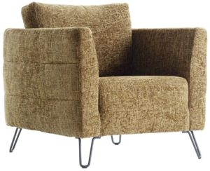 IN.House Fauteuil Dalio bruin  Fauteuil