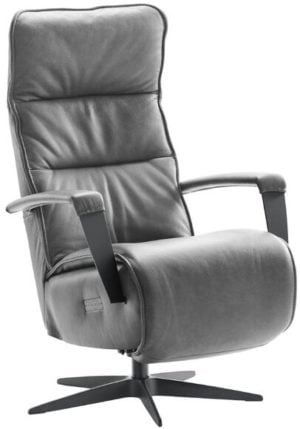 IN.House Relaxfauteuil DALERO L antraciet  Fauteuil