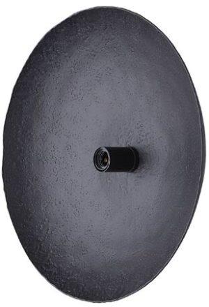 IN.House Wandlamp NEVA zwart  Verlichting
