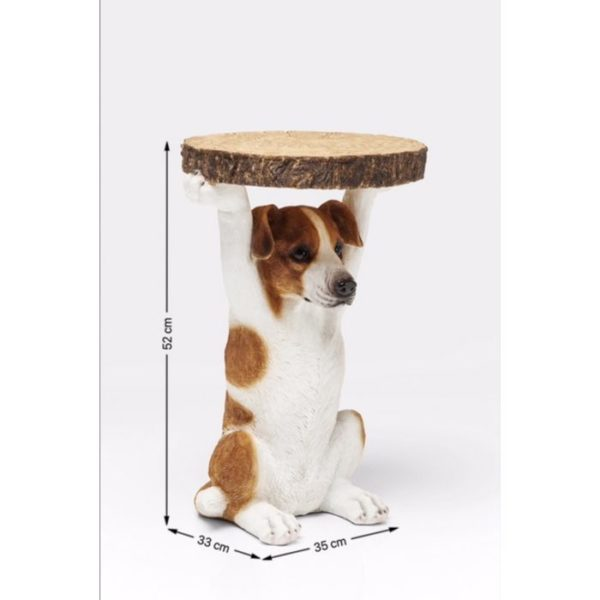 Bijzettafel Table Animal Mr. Jack Ø33cm Kare Design Bijzettafel 81956