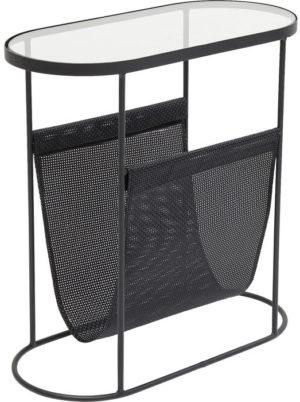 Bijzettafel Table Mesh Journal 53,5x25cm Kare Design Bijzettafel 83671