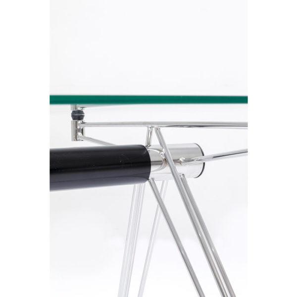 Bureau Officia Tempered Glass 160x80 cm Kare Design Bureau 9162
