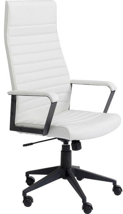 Bureaustoel Chair Labora High White Kare Design Bureaustoel 85726