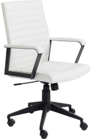 Bureaustoel Chair Labora White Kare Design Bureaustoel 85724