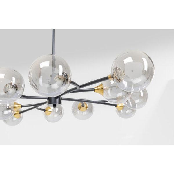 Hanglamp Lamp Molecules 12 Kare Design Hanglamp 52779