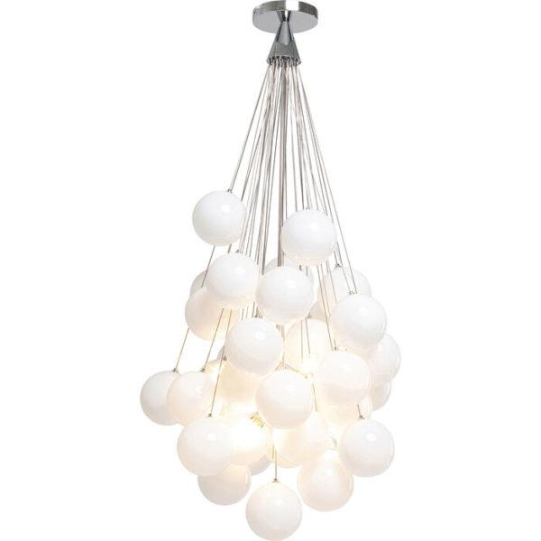 Hanglamp Lamp Snowballs White Kare Design Hanglamp 53395