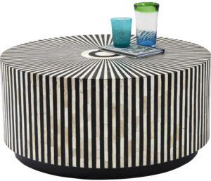 Salontafel Table Electra Ø75cm Kare Design Salontafel 79170