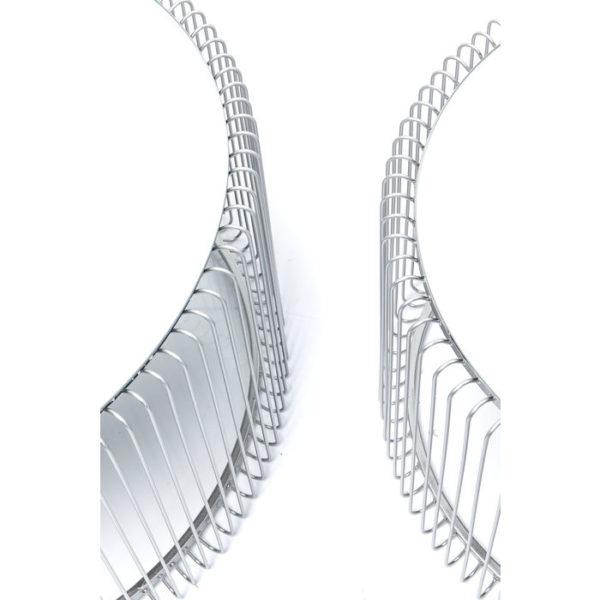 Salontafel Table Wire Silver (2/Set) Kare Design Salontafel 80898