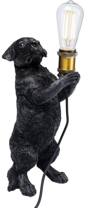 Tafellamp Lamp Animal Perro Kare Design Tafellamp 53135