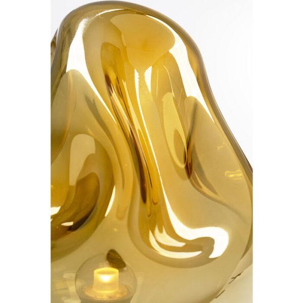 Tafellamp Lamp Dough Gold Kare Design Tafellamp 53349