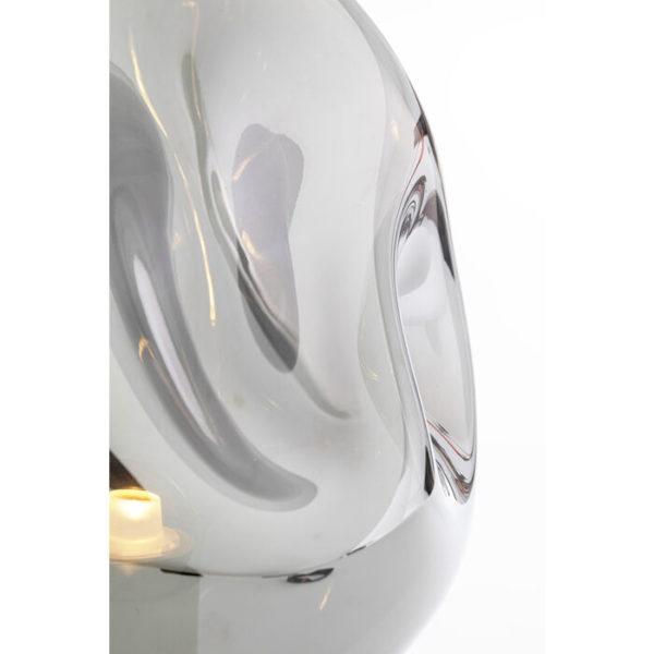 Tafellamp Lamp Dough Silver Kare Design Tafellamp 53347