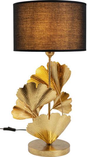 Tafellamp Lamp Flores Gold Kare Design Tafellamp 52886