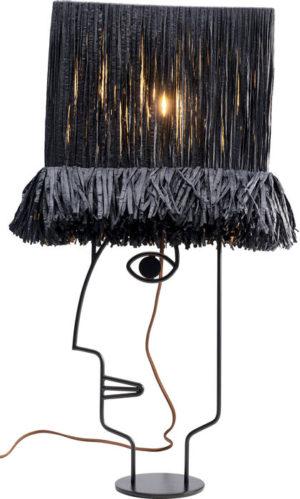 Tafellamp Lamp Hat Carrier Kare Design Tafellamp 53017