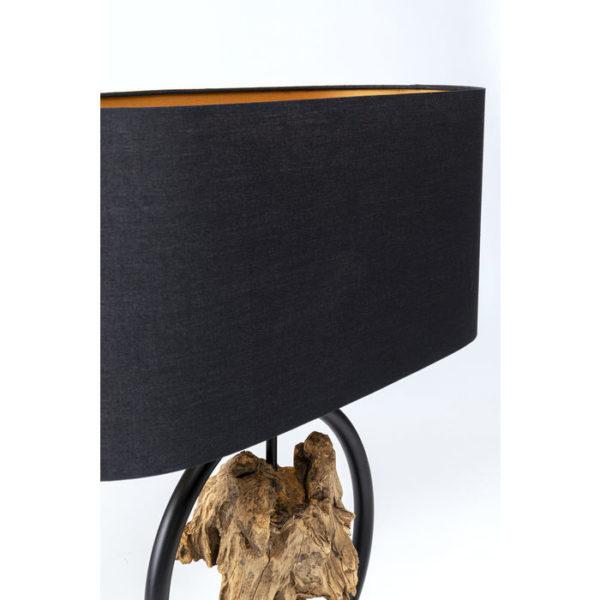 Tafellamp Lamp Nature Circle Kare Design Tafellamp 51803