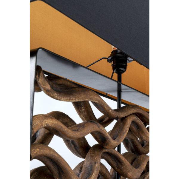Tafellamp Lamp Nature Wave Kare Design Tafellamp 51801