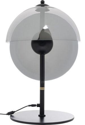 Tafellamp Lamp Romy Black Kare Design Tafellamp 53356