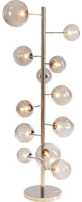 Vloerlamp Lamp Balloon Smoke 12 Kare Design Vloerlamp 51415