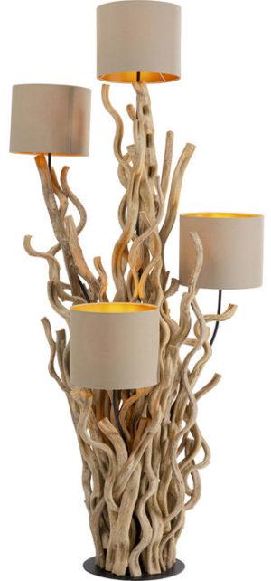 Vloerlamp Lamp Twisted Forest Nature 154cm Kare Design Vloerlamp 52880