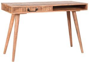LABEL51 Bureau Steady - Rough - Mangohout - 118x50 cm Rough Dressoir