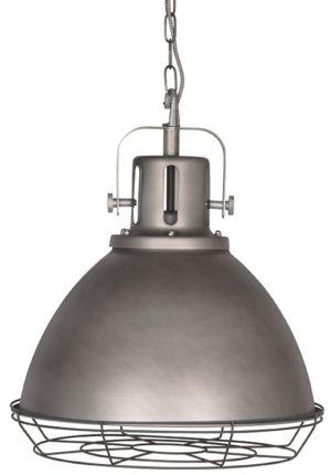 LABEL51 Hanglamp Spot - Burned Steel - Metaal Burned steel Hocker