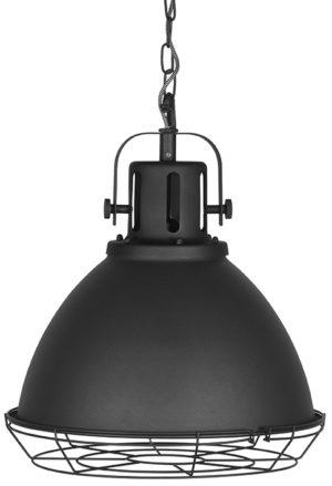 LABEL51 Hanglamp Spot - Zwart - Metaal Zwart Hocker