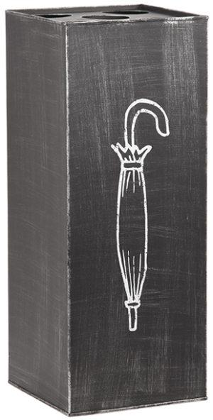 LABEL51 Parapluhouder - Zwart - Metaal Zwart Hanglamp