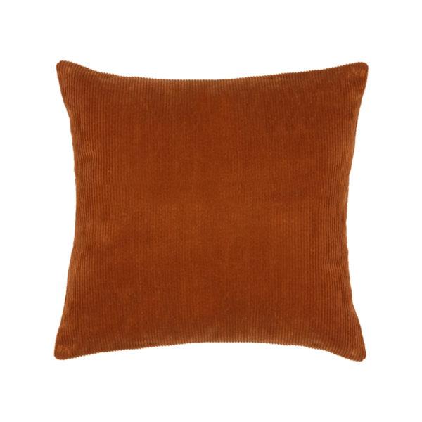 LABEL51 Rib - Rust - Katoen Rust Woondecoratie