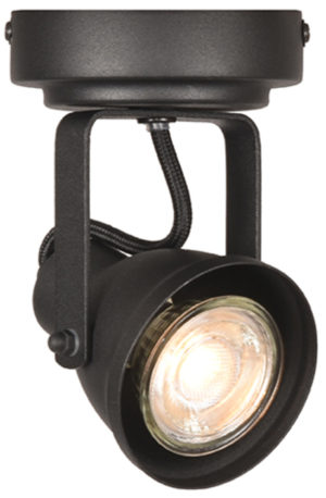LABEL51 Spot Max led - Zwart - Metaal - 1 Lichts Zwart Tafellamp