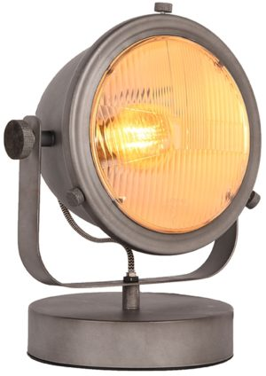 LABEL51 Tafellamp Multifunctional - Burned Steel - Metaal Burned steel Tv-meubel|Tv-dressoir