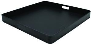LABEL51 Tray - Zwart - Metaal Zwart Woondecoratie