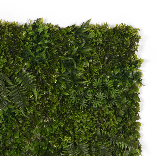 LABEL51 Wanddecoratie Panel - Groen - Kunststof Groen Wandlamp