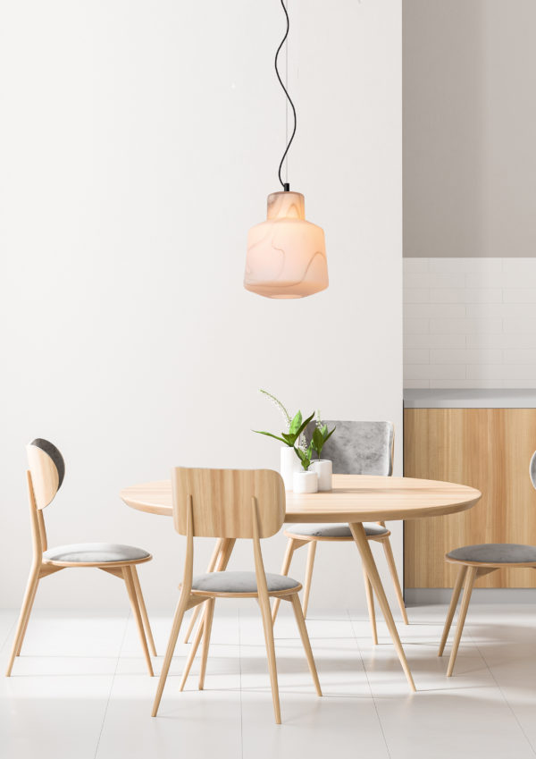 Alistair hanglamp - zwart Lucide Hanglamp 20418/01/31
