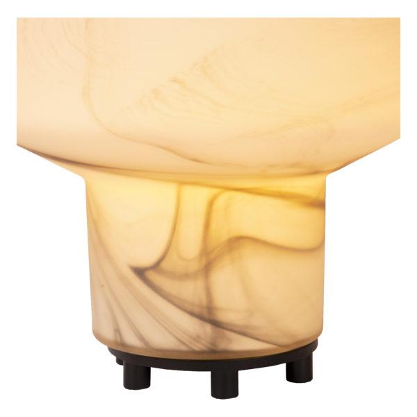 Alistair tafellamp - zwart Lucide Tafellamp 20518/01/31