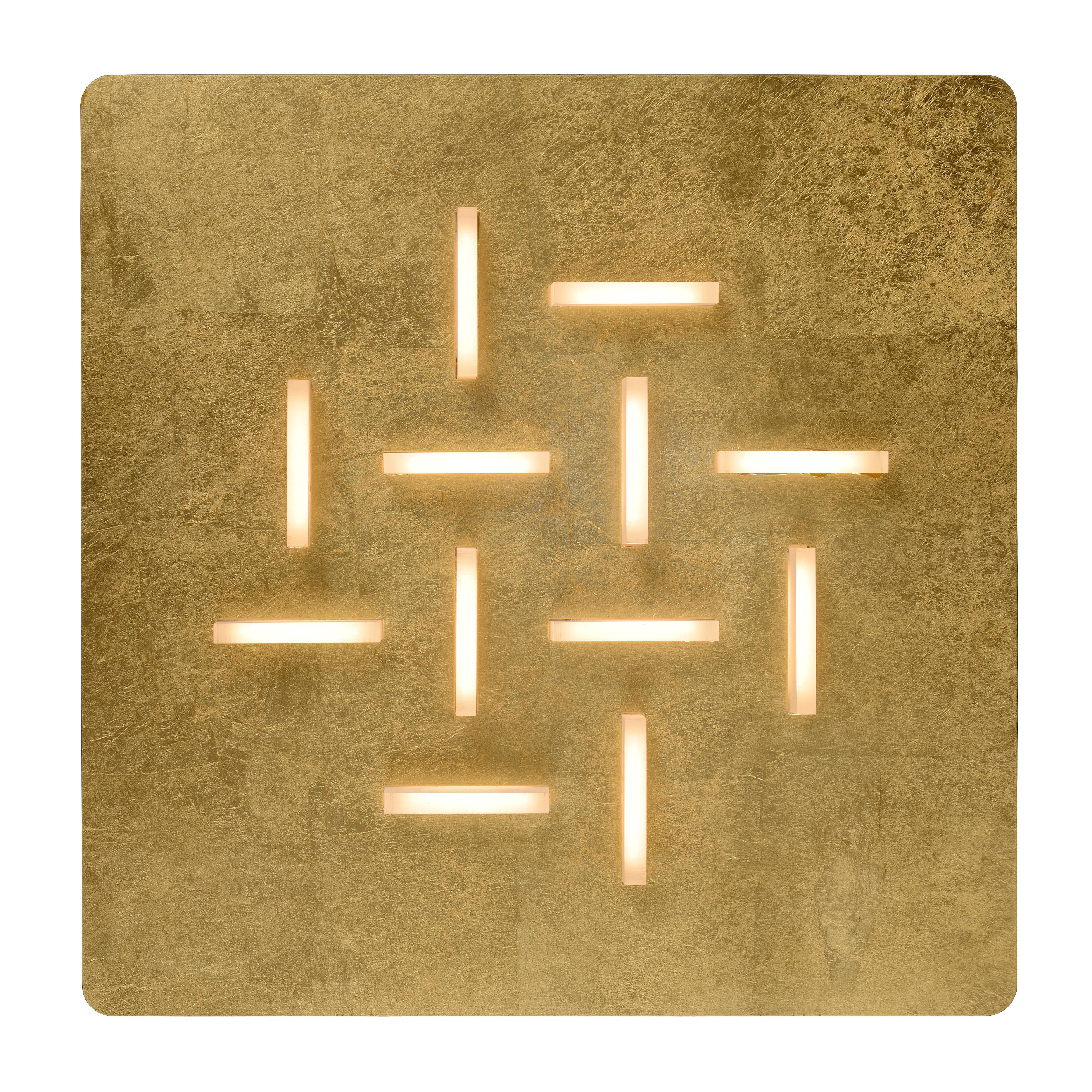 Anisto plafonnière - goud Lucide Plafonnière 26185/36/10