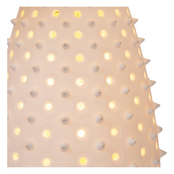 Arcadia tafellamp - wit Lucide Tafellamp 13538/81/31