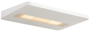 Boro wandlamp - wit Lucide Wandlamp 17207/08/31