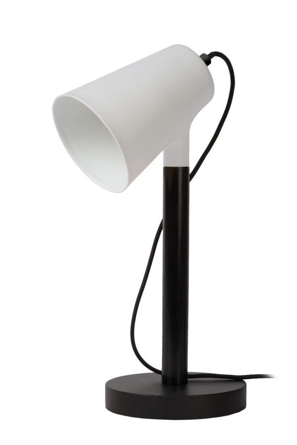Bryton tafellamp - hout Lucide Tafellamp 13528/01/30