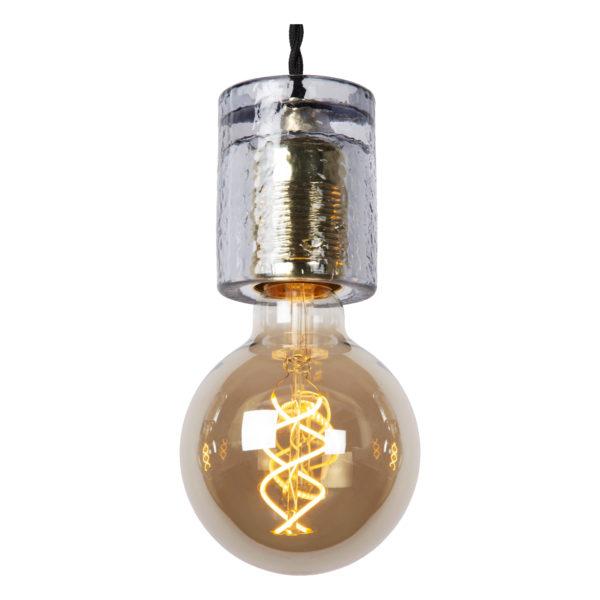 Gelka hanglamp - zwart Lucide Hanglamp 20416/15/65