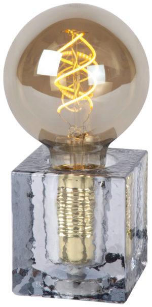 Gelka tafellamp - zwart Lucide Tafellamp 20517/01/65