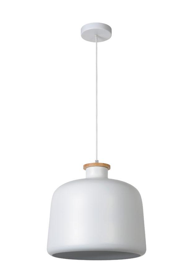 Graham hanglamp - mat goud / messing Lucide Hanglamp 43409/36/31