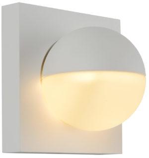 Phil wandlamp - wit Lucide Wandlamp 17295/04/31