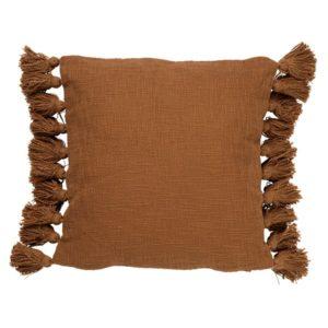 Profijt Meubel Sierkussen Ruby tobacco brown  Sierkussen
