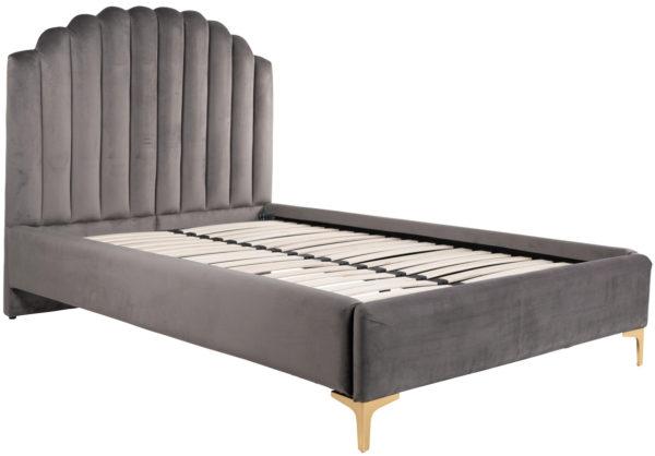 Richmond Interiors Bed Belmond 120x200 excl. matras (Quartz Stone 101) Quartz Stone 101 Bed