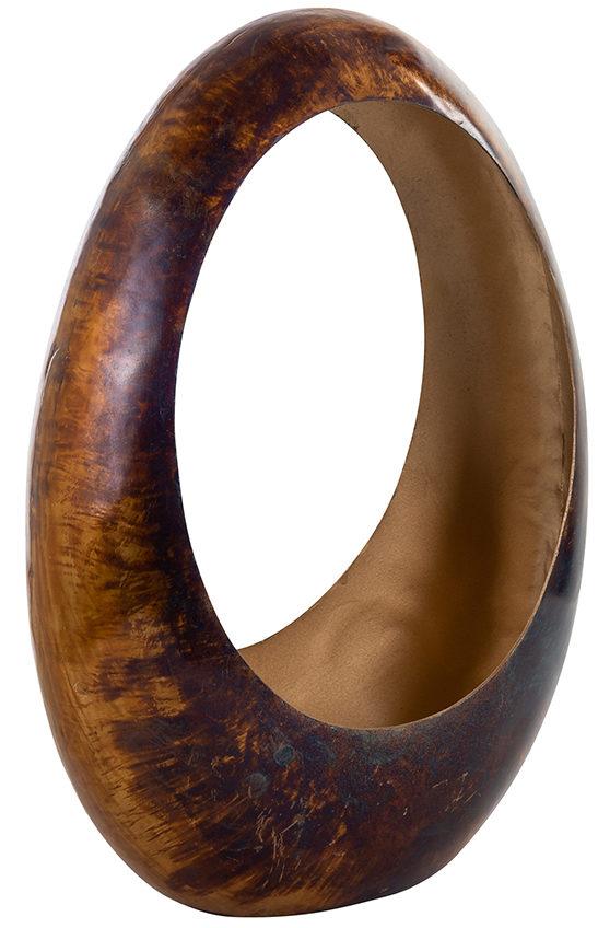 Richmond Interiors Kandelaar Chady brons klein (Brons) Brons Woonaccessoire
